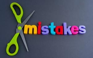 Mistakes Presenters Make